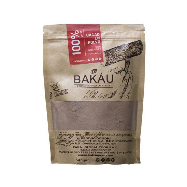bakau cocoa 600x600 - CACAO EN POLVO- BAKÁU